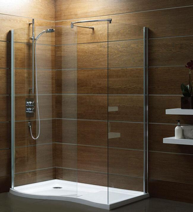 8mm bathroom glass tempered price