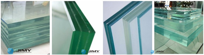 40.28mm SGP laminated glass manufacturer China