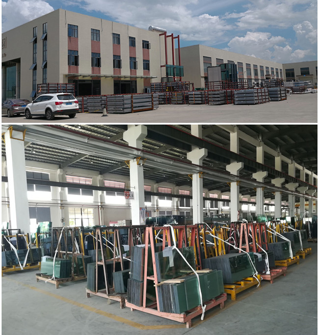 tempered laminated glass factory