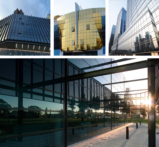 heat resistant reflective laminated glass price
