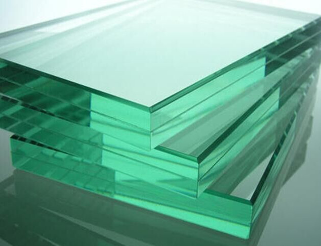 tempered laminated glass roof system
