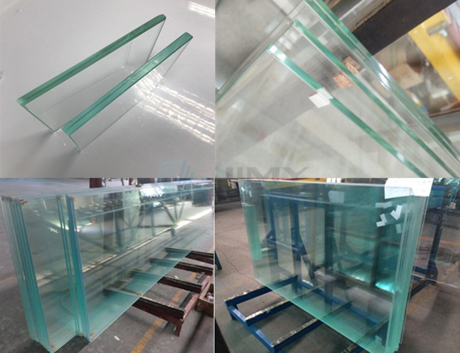8mm super white toughened glass for sale
