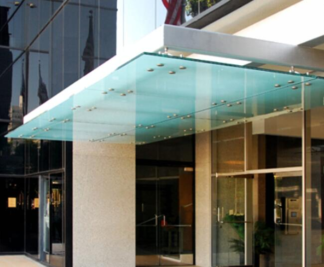 china glass canopy manufacturer