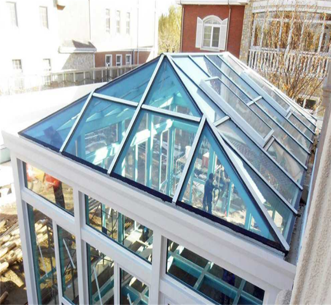 safety glass roof factory