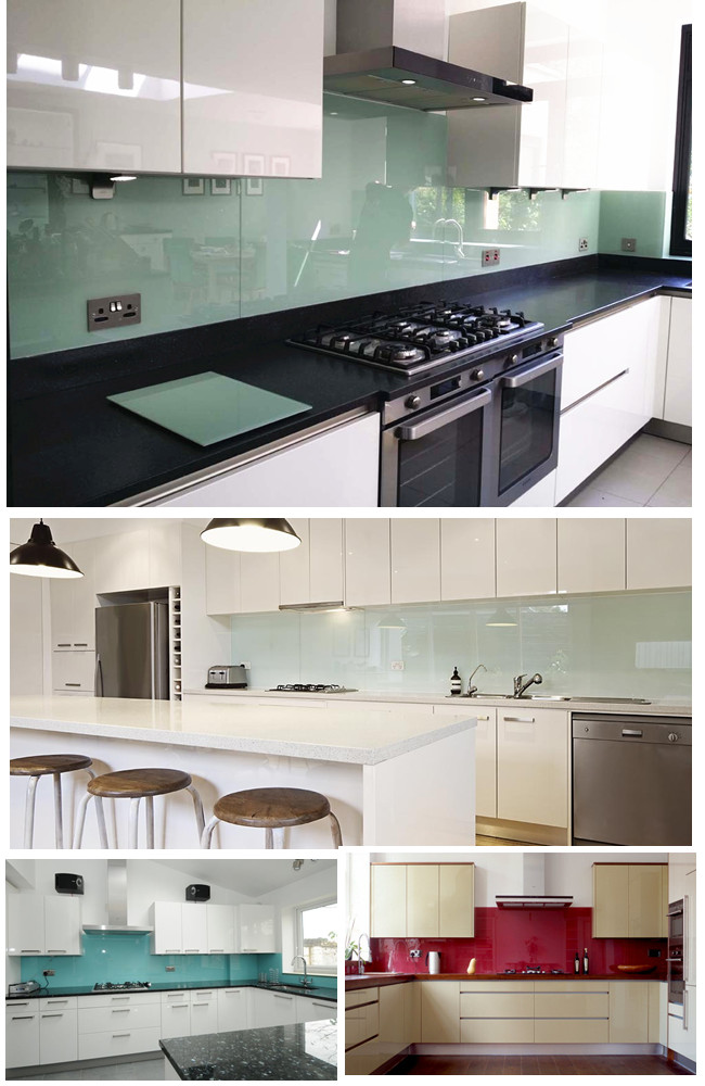 kitchen wall glass manufacturer