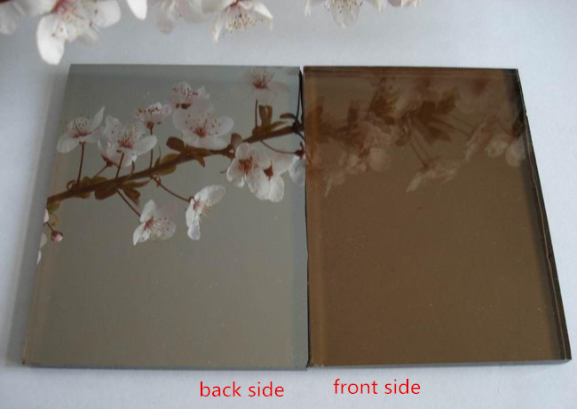 5mm light bronze reflective glass cost