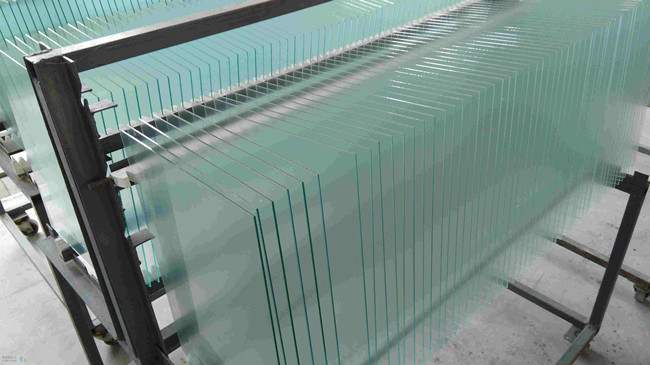 China clear glass prices