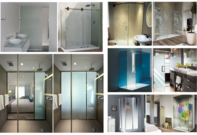 shower glass enclosure prices