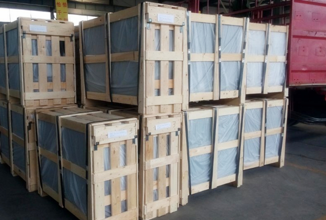 tempered laminated glass safety packing