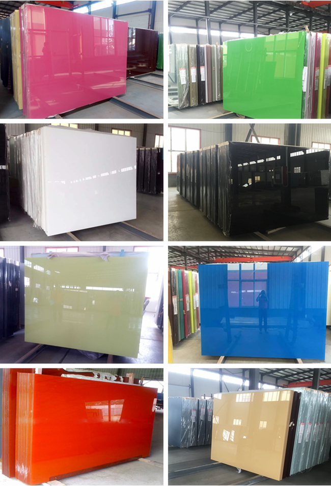 colorful lacquer glass China manufacturer
