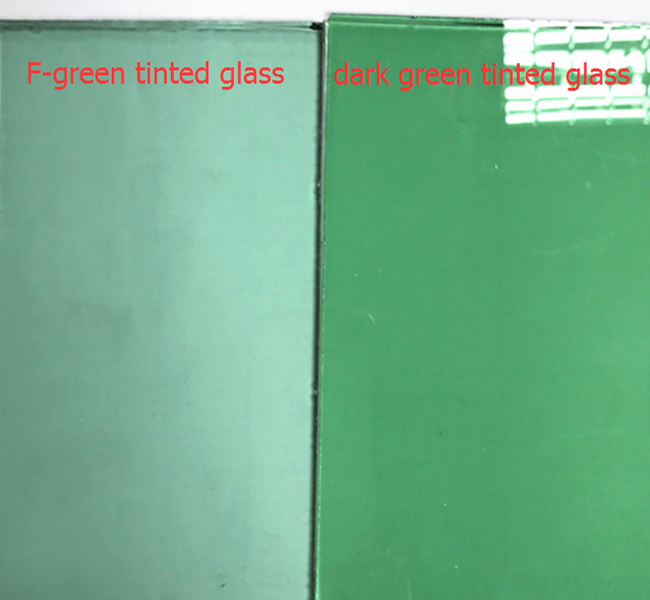 mm light green tinted glass manufacturer