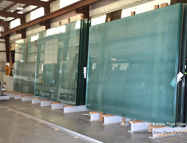 High Quality No Bubble Float Glass Factory