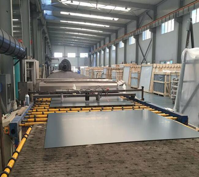 Copper Free Silver Mirror Production Line