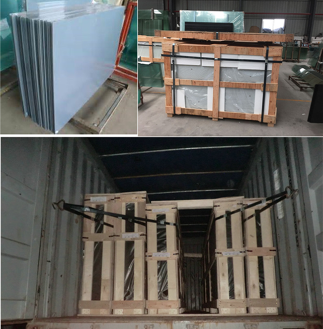 Ceramic Frit Glass packing