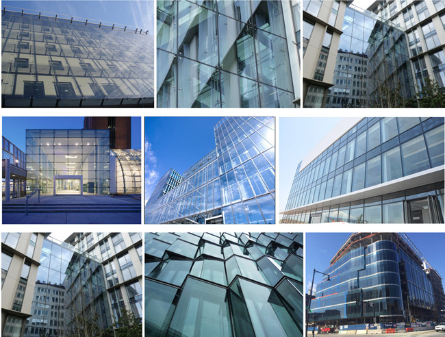 insulated glass facades