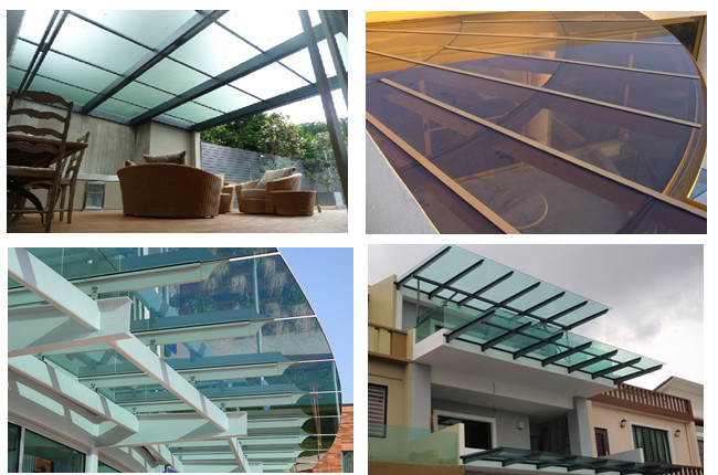 good quality canopy glass in China