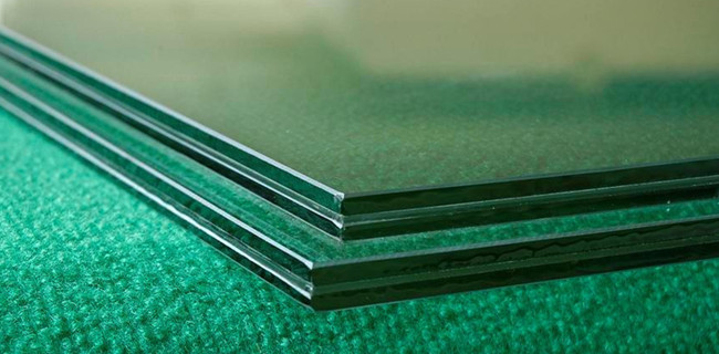 China supplier 6+6 laminated glass price