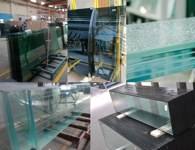 heat soaked glass factory