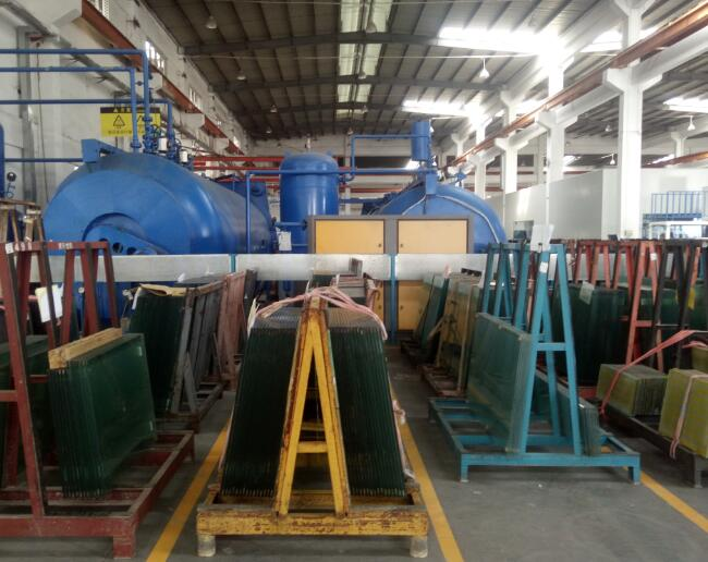 12124 safety laminated glass Shenzhen factory