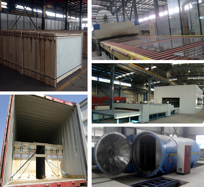 solar reflective laminated glass supplier