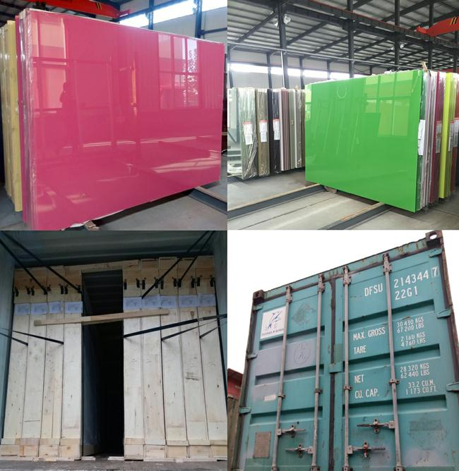 8mm lacquered glass price