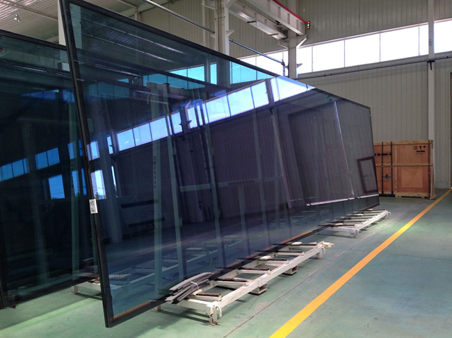 Oversized energy efficiency insulated glass