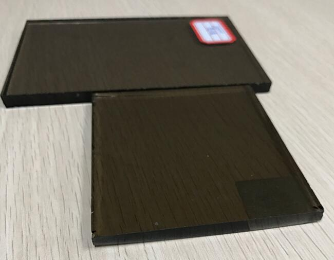 8mm bronze float glass factory price