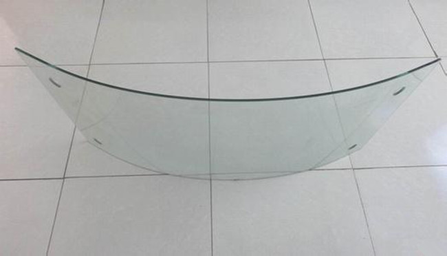 Clear Curved Safety Glass suppliers