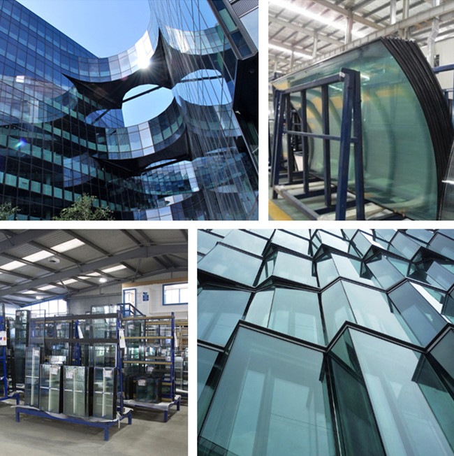 customized insulated glass facades
