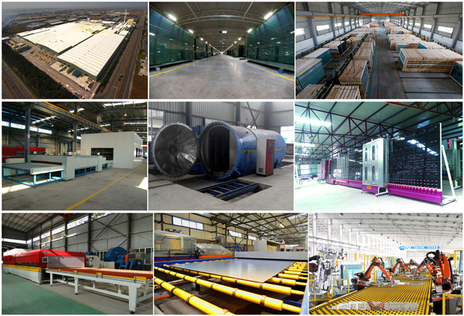 JIMY professional glass factory