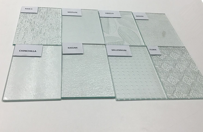 clear pattern glass prices