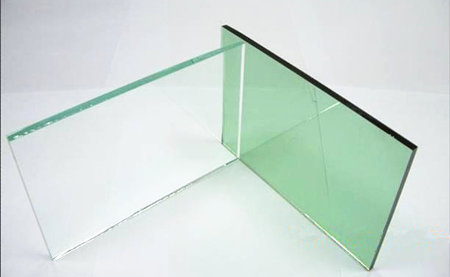 5mm light green glass price