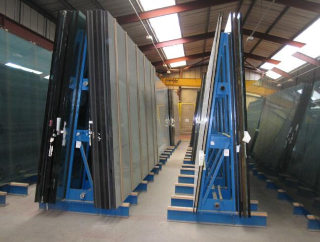 Float Glass Warehouse
