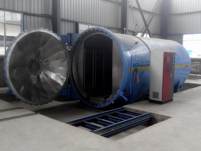 laminated glass autoclave
