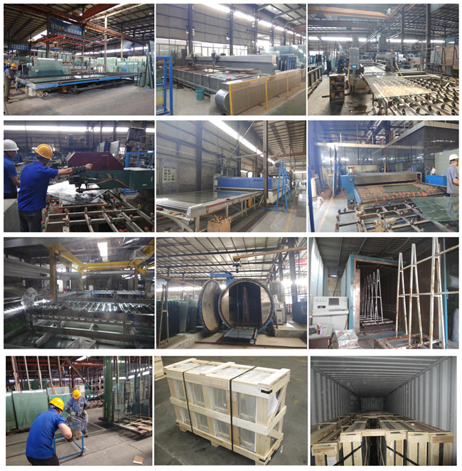 how to production heat soaked laminated glass