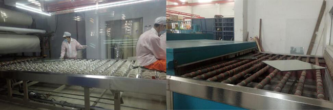 JIMY GLASS laminated glass production line