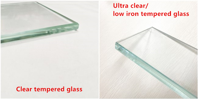 10mm tempered glass partition