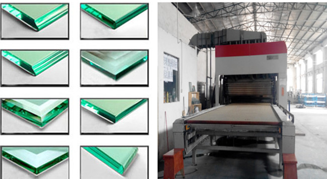 china manufacturers 15mm safety toughened glass