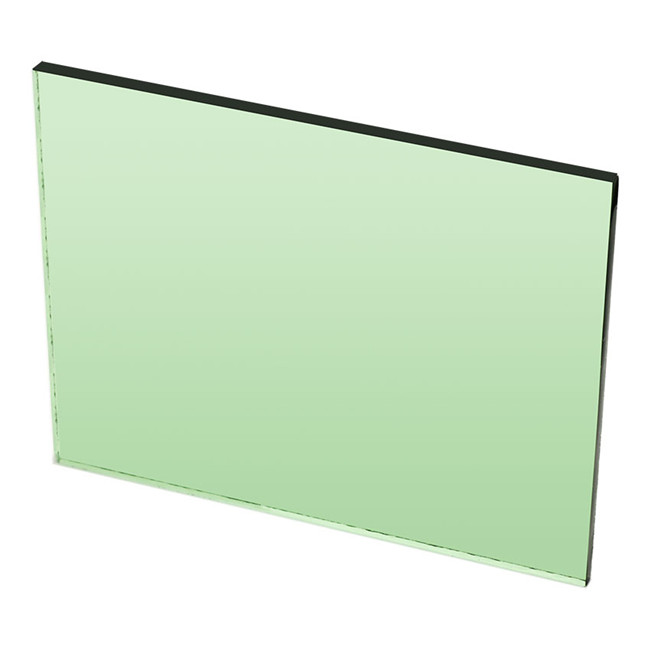 China 5mm light green glass supplier
