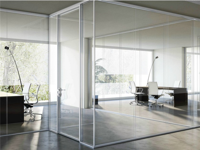 tempered glass for partition wall