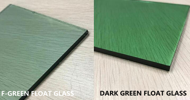 Green Tinted Float Glass Price