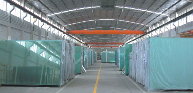 5.5mm clear annealed glass manufacturer