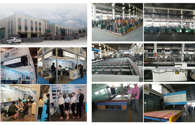 professional glass factory from China