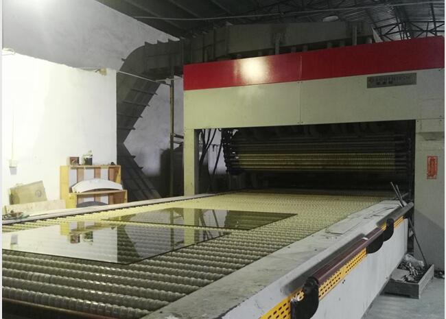 Tempered Glass Production Line Factory