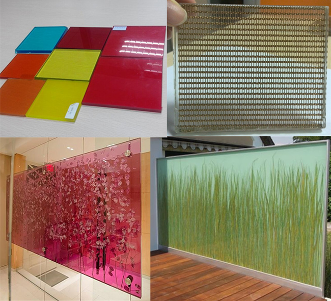 laminated glass types