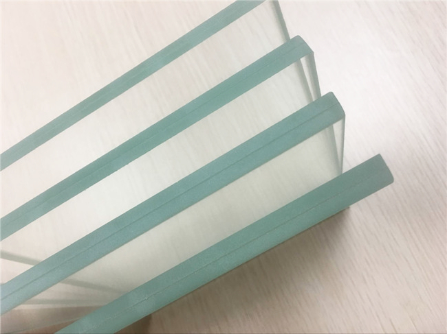 442 low iron tempered laminated glass