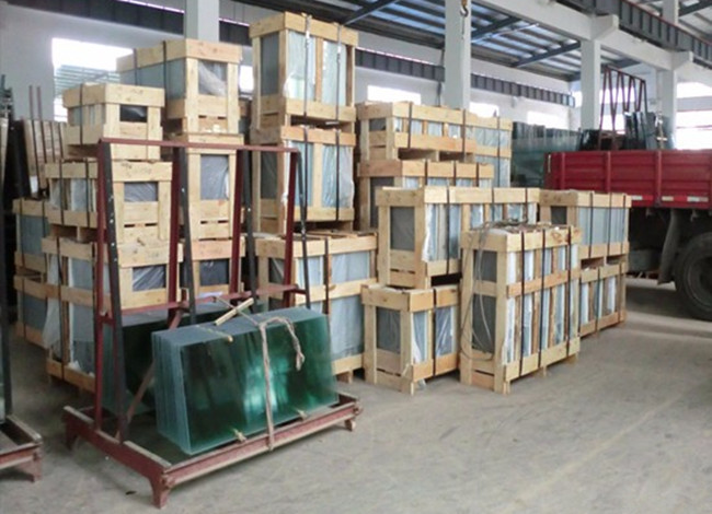 safety glass packing