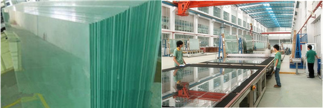 China Anti-reflective glass factory