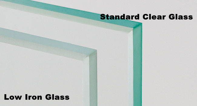 15mm ultra clear glass vs standard clear float glass