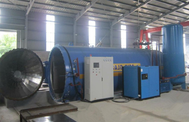 safety laminated glass plant